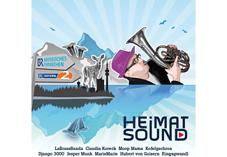 Various - Bayern 2-Heimatsound [CD]