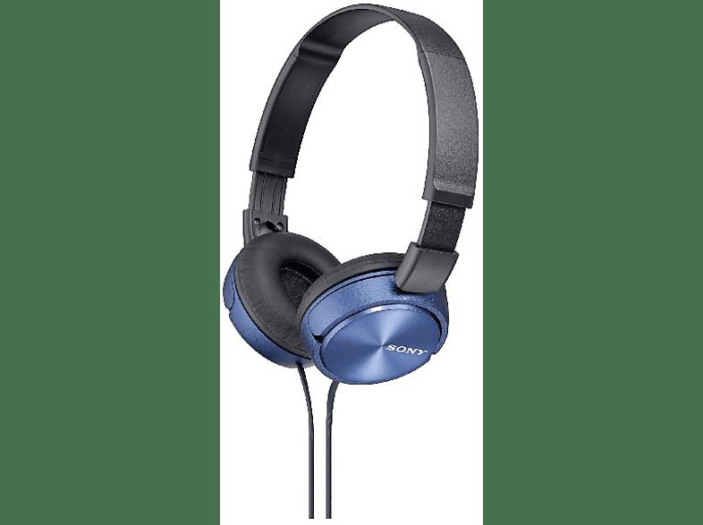 SONY MDR-ZX310APL Blue hobby   φωτογραφία ακουστικά   deactivated ακουστικά headphones   deactivated αξ