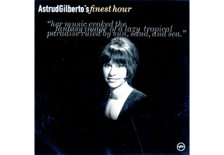 Astrud Gilberto - Finest Hour (Best Of) - (CD)