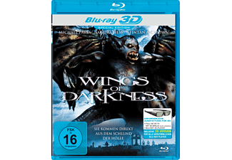Wings Of Darkness (3D-Special Edition) [3D Blu-ray]