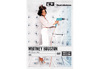 Whitney Houston - The Greatest Hits - Video-Clip Collection (DVD)
