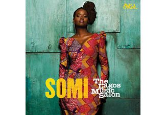 Somi - The Lagos Music Salon - (CD)