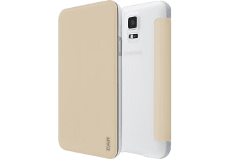 ARTWIZZ SmartJacket® Galaxy S5 Handyhülle, Gold