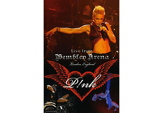 Pink - Live From Wembley Arena, London, England (DVD)