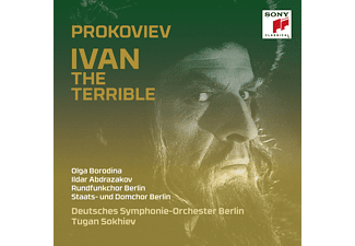 Tugan/+ Dso Berlin/Sokhiev - Ivan The Terrible [CD]