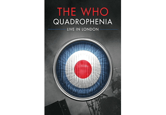 The Who - Quadrophenia-Live In London (Dvd) [DVD]
