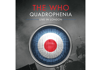 The Who - Quadrophenia-Live In London (Blu-Ray) [Blu-ray]
