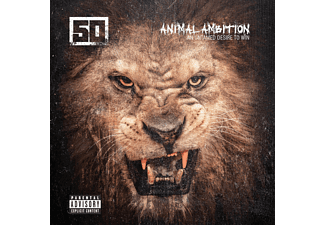 50 Cent - Animal Ambition: An Untamed Desire To Win (Deluxe) [CD + DVD Video]