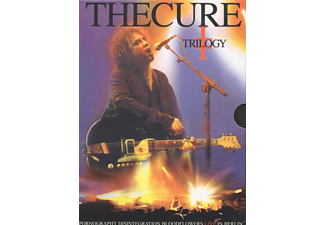 The Cure - Trilogy: Live In Berlin [DVD]