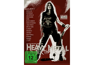 Various - Heavy Metal - Louder than Life [DVD]