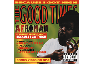 Afroman - The Good Times (CD)