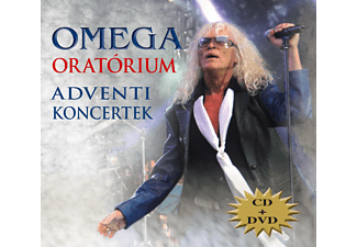 Omega - Oratórium - Adventi Koncertek (CD + DVD)