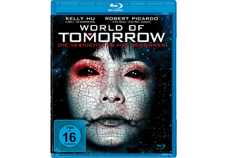 WORLD OF TOMORROW-DIE VERNICHTUNG HAT BEGONNEN [Blu-ray]