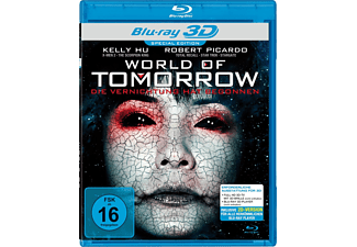 World Of Tomorrow - Die Vernichtung Hat Begonnen [3D Blu-ray]