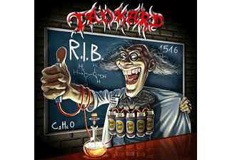 Tankard - R.I.B - Limited Edition (CD + DVD)