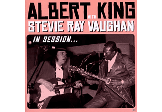 King, Albert + Vaughan, Stevie Ray In Session (Deluxe Edt.) Jazz/Blues DVD + Video Album