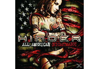 Hinder - All American Nightmare [CD]