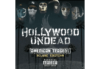 Hollywood Undead - American Tragedy - (CD)