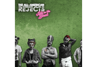 The All-american Rejects - Kids In The Street - (CD)