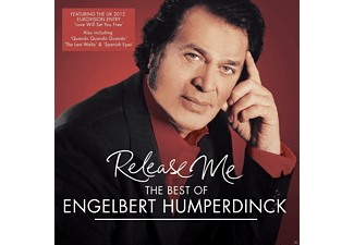 Engelbert Humperdinck - Release Me The Best Of Engelbert Humperdinck [CD]