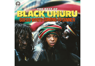 Black Uhuru - The Best of Black Uhuru - Guess Who's Coming To Dinner (CD)