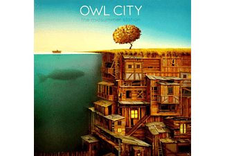 Owl City - The Midsummer Station - (CD)