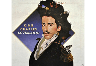 Charles King - Loveblood - (CD)