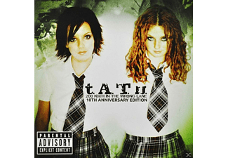 t.A.T.u. - 200 Km/H In The Wrong Lane (10th Anniversary Ed.) [CD]