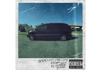 Kendrick  Lamar - Good Kid, M.A.A.D City (Deluxe Edition) - (CD + Bonus-CD)
