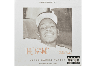 The Game - Jesus Piece [CD]