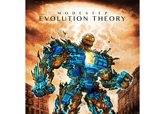 Modestep - Evolution Theory - (CD)