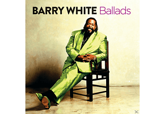 Barry White - Ballads [CD]