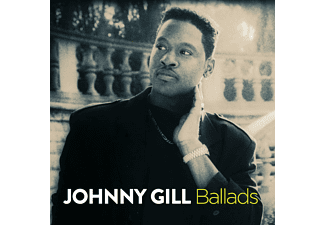 Johnny Gill - Ballads [CD]