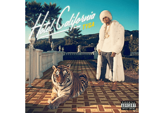 Tyga, VARIOUS - Hotel California - (CD)