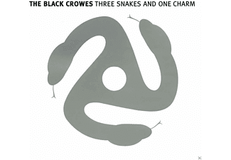 The Black Crowes - Three Snakes And One Charm - (CD)