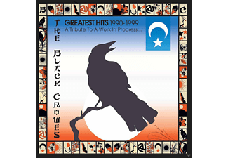 The Black Crowes - Greatest Hits 1990-1999: A Tribute To A Work In Progress... - (CD)