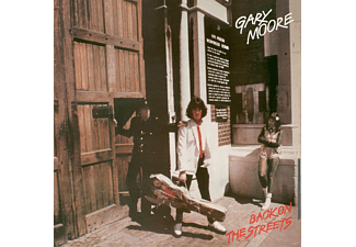 Gary Moore - Back On The Streets (Expanded Edt.) - (CD)