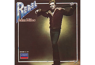 John Miles - Rebel - (CD)
