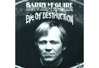 Barry Mcguire - Eve Of Destruction [CD]