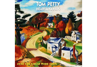 Tom & The Heartbreak Petty, Tom & Heartbr Petty - Into The Great Wide Open [CD]