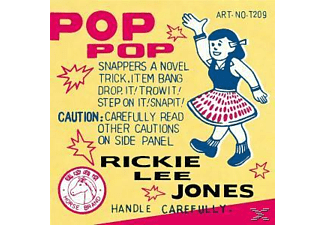 Rickie Lee Jones - Pop Pop [CD]