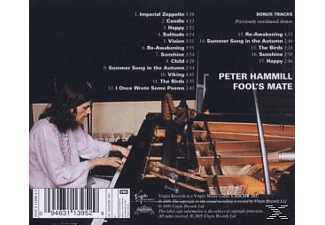 Peter Hammill - Fool S Mate [CD]