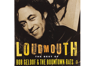 Bob Geldof - Loudmouth - The Best of Bob Geldof & The Boomtown Rats (CD)