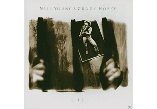 Neil Young, Crazy Horse - Life [CD]