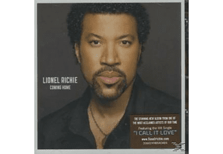 Lionel Richie - Coming Home [CD]
