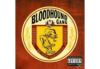 Bloodhound Gang - One Fierce Beer Coaster/Special [CD]