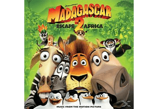 Various, Ost/Various - Madagascar 2 [CD]