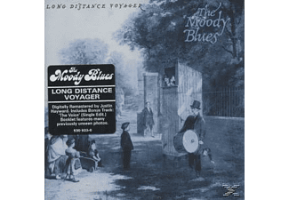 The Moody Blues - Long Distance Voyager [CD]