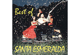 Santa Esmeralda - BEST OF - (CD)