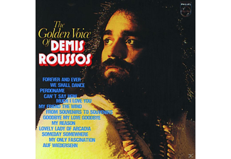 Demis Roussos - The Golden Voice Of Demis Roussos [CD]